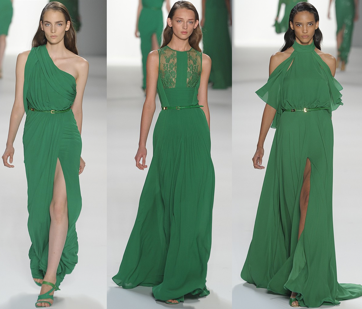 Buy emerald green dress