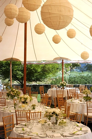 Tip Of The Day 58 Cardinal Rules Of Tent Weddings